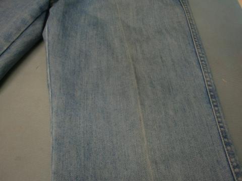 20121217黄ばみジーンズ前2