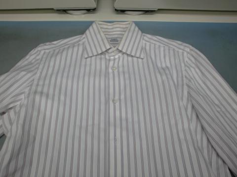 20130125黄ばみワイシャツ前1