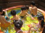 2010年夏 子供プール