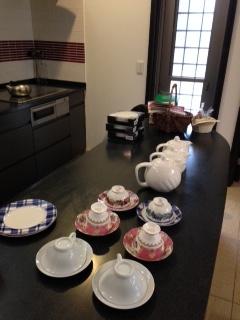HOMEサロンセミナー 紅茶1