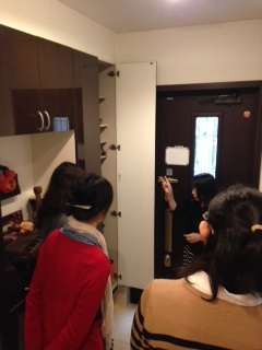 HOMEサロンセミナー 玄関2