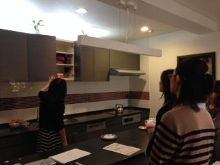 HOMEサロンセミナー キッチン2