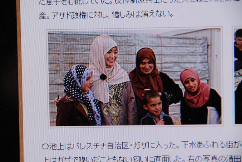 DSC_1509キャンプで出会った女性A