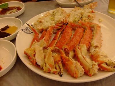 プサン 蟹