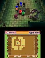 3DS_電波人間のRPG_ダンジョン探索(上下)