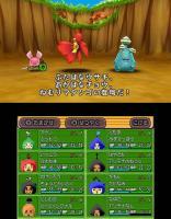 3DS_電波人間のRPG_バトル画面(上下)
