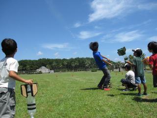 水ロケット (1)