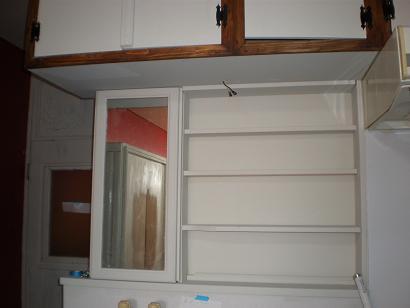 キッチン棚1
