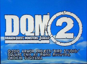 ドラクエジョーカー2-001タイトル★