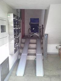 団地階段2