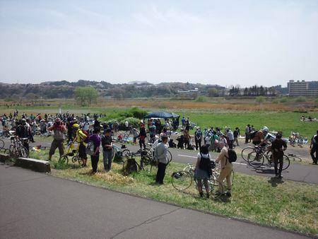 関戸橋フリマ