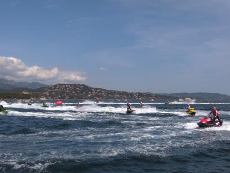 jet ski preparation