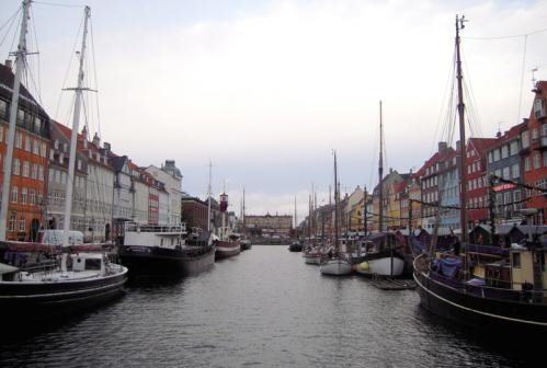 ドイツ、デンマーク3週間