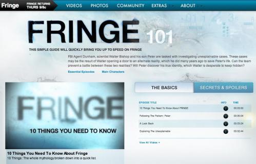 FRINGE101