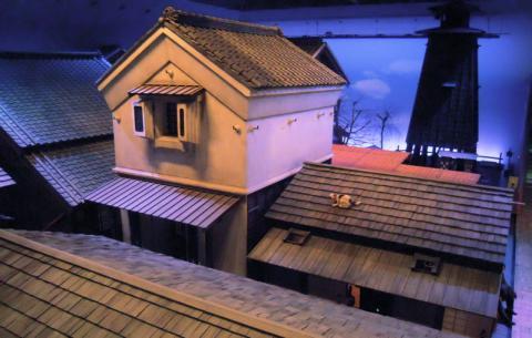 江戸時代の雛飾り