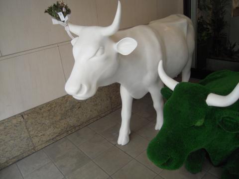 柊鰯を牛に付けるのは…今日は節分