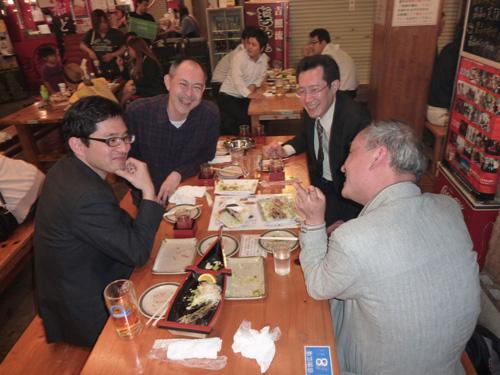 菊池先生とその仲間