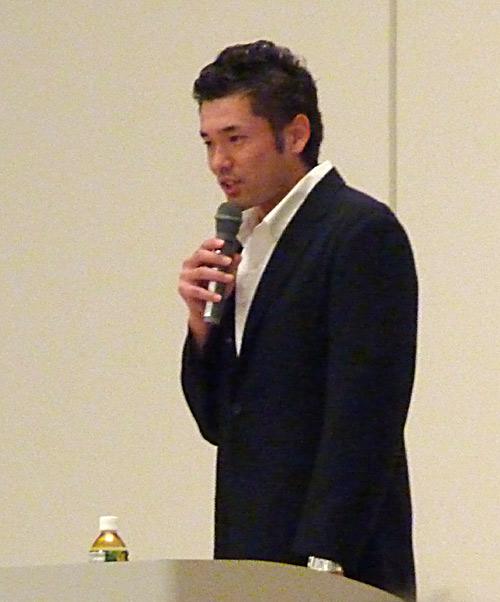 加藤陽一選手(監督)