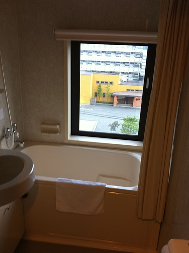 アクアホテルのお風呂