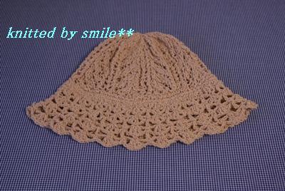 初夏のニット帽0993