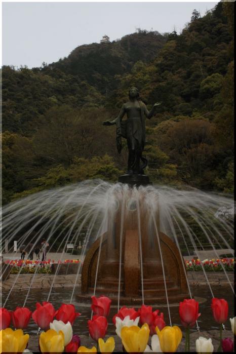 岐阜公園春1
