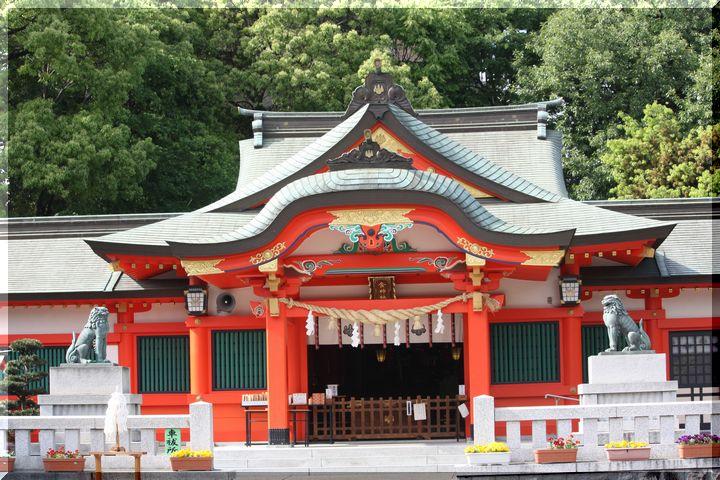 金神社ナンジャモンジャ1