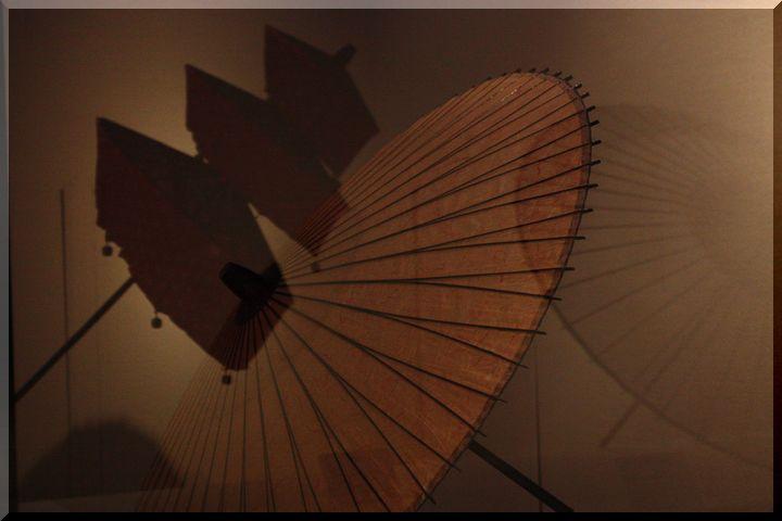 博物館和傘4