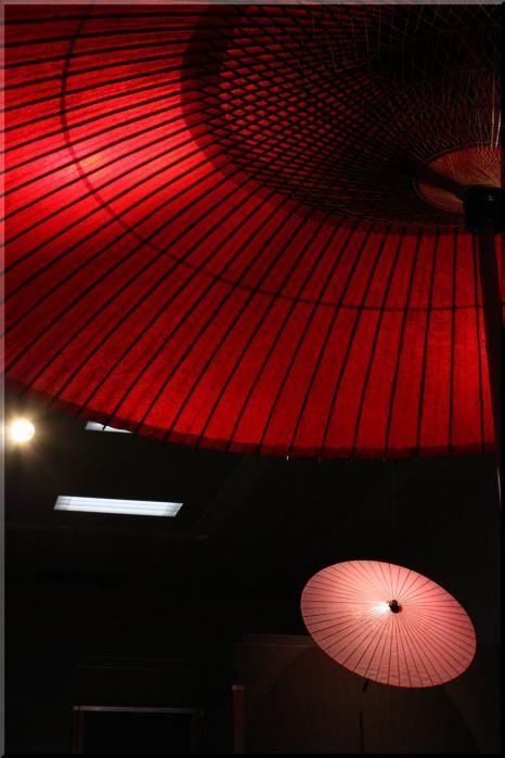 博物館和傘7
