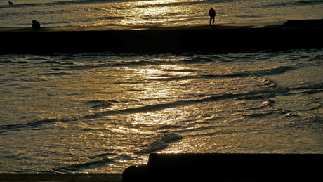 12月20日の海