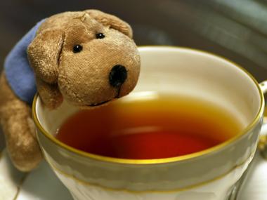 お茶飲みますよ2