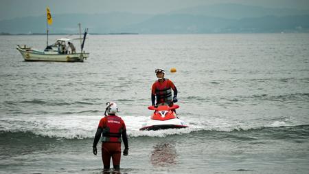 海難訓練2