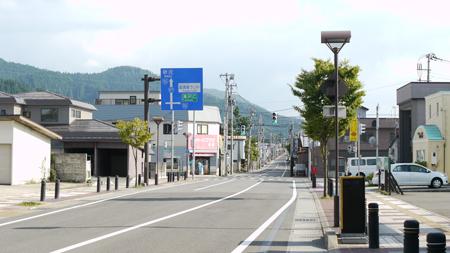 湯沢の町1