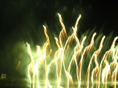 江の島花火4