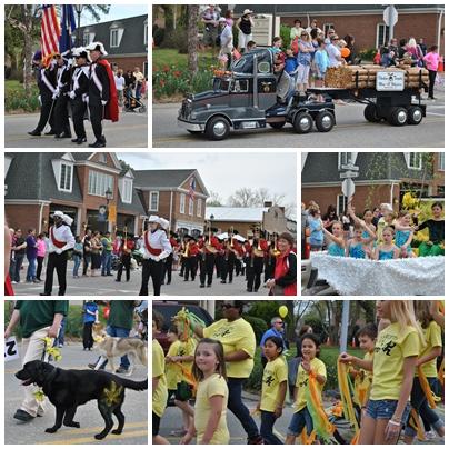 水仙祭りパレード