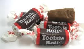 Tootsie Rolls