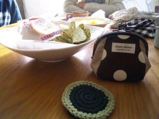 編み編み&がま口cafe