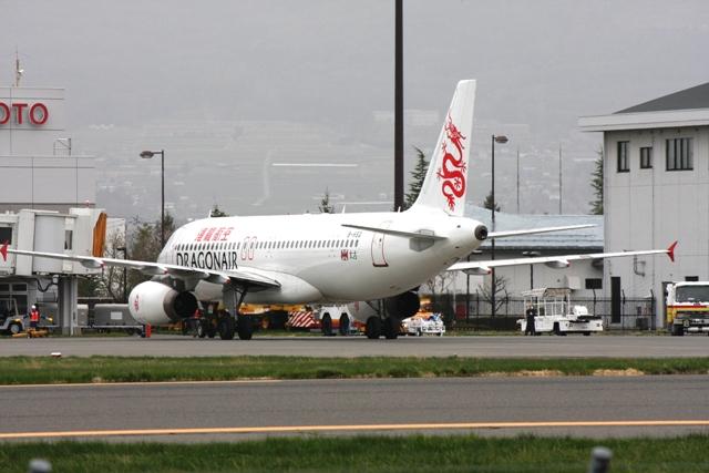 ドラゴン航空「A320」