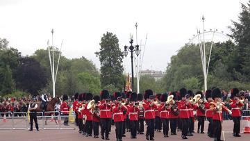 衛兵パレード