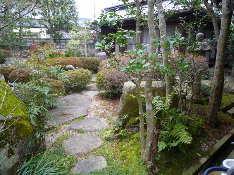 文久蔵 前庭