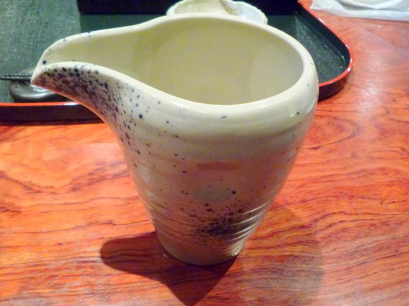 文久蔵 蕎麦湯