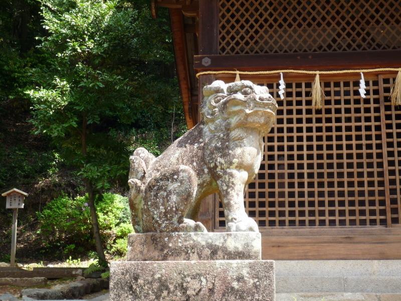 宇治上神社 本殿4