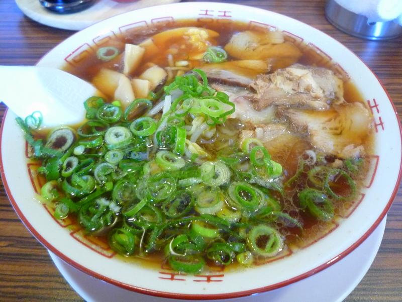 麺や こころ 特製中華そば