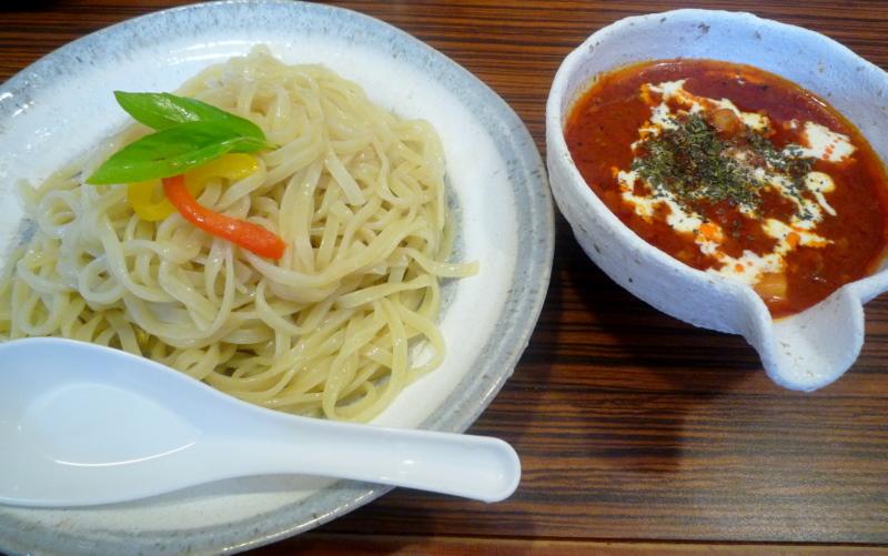 麺屋こころ 10 夏TOMATO