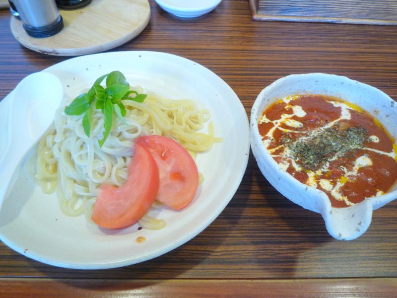 麺や こころ こころのつけ麺 10 夏TOMATO2