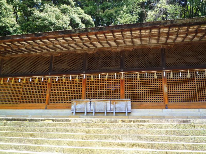 宇治上神社 本殿3