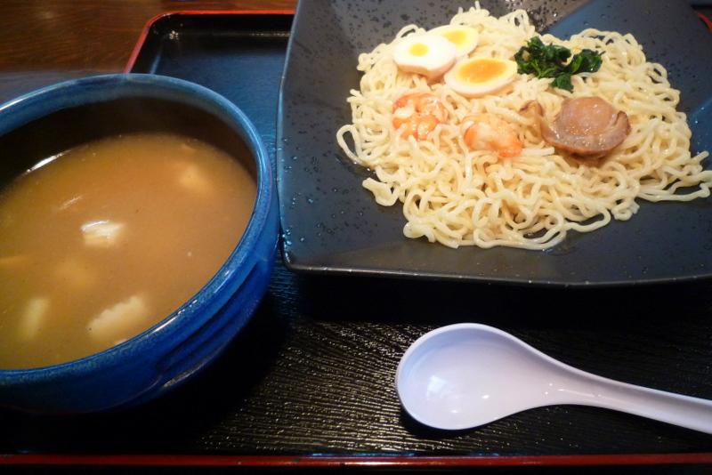 新宿めんや風花 海鮮塩つけ麺