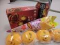 カラーコーディネーター外崎由香 秋色お菓子