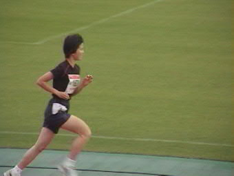 SON大阪大会1500m女子決勝