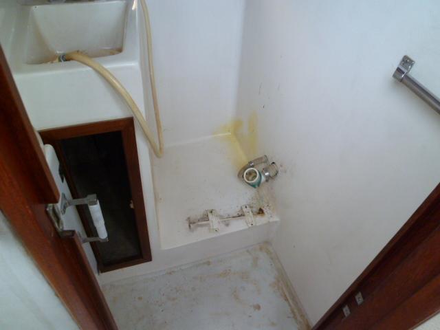 2010,12,トイレ撤去
