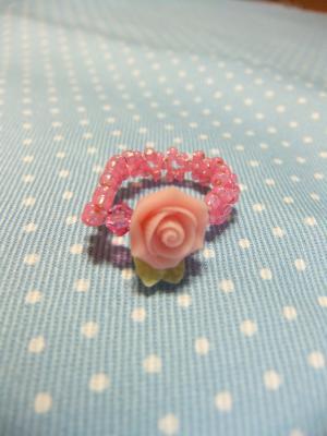 乙女の薔薇リング9a